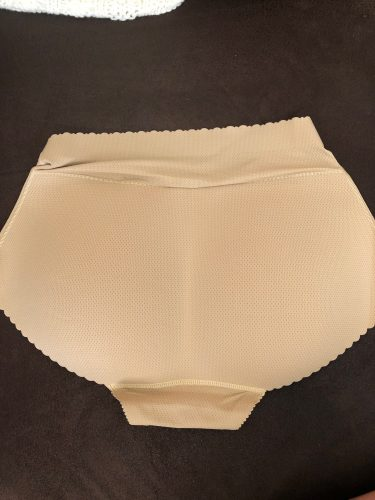 Women Pull-up Padded Panties photo review